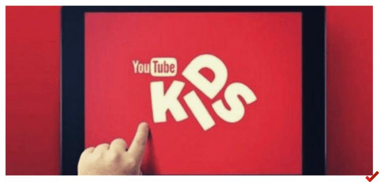 Sanción a Youtube por violar la privacidad de menores
